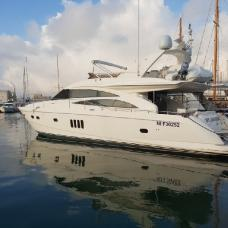 Princess 67 St. Jacques III